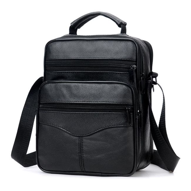 Мужская сумка через плечо Mikail 1