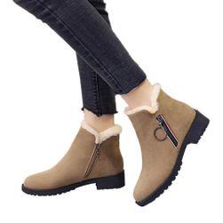 Дамски затоплени обувки Tori