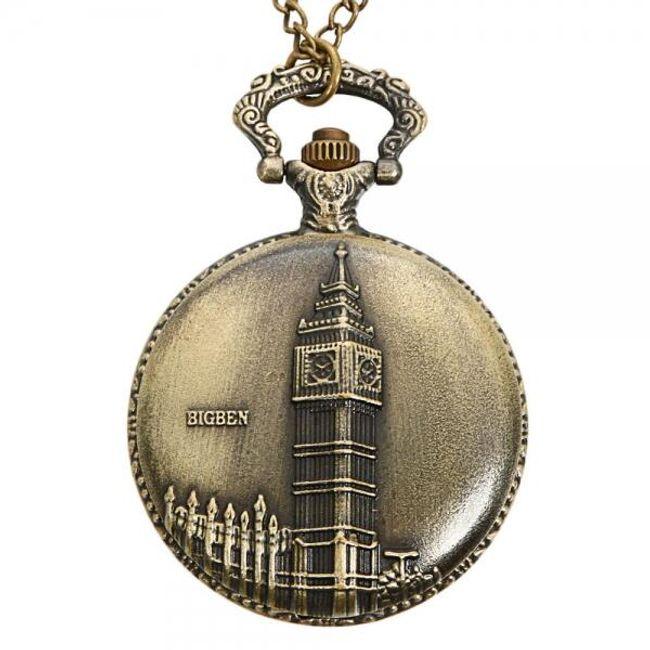 Kapesní hodinky s Big Benem 1