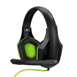 Słuchawki dla graczy z mikrofonem X1