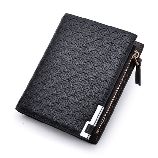 Moška denarnica z zadrgo 1