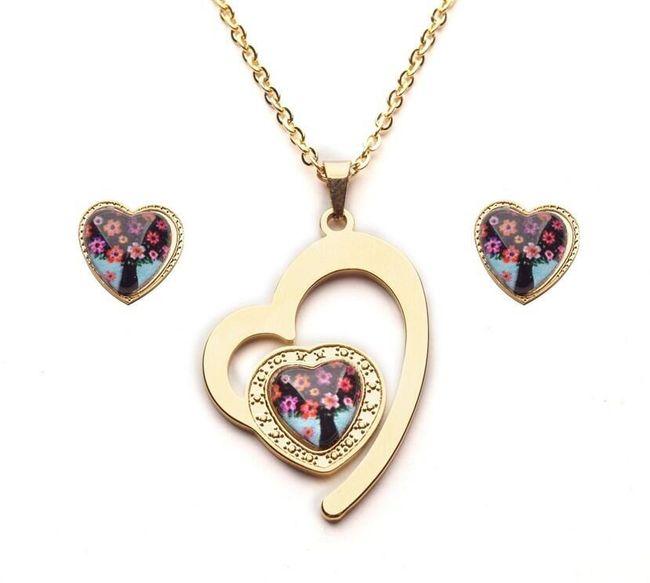 Komplet biżuterii AS09 1
