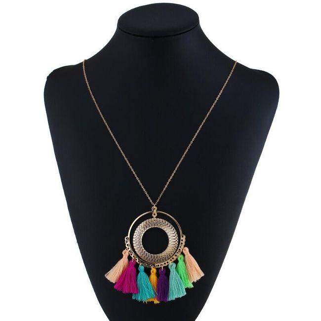 Dámský náhrdelník B35 1