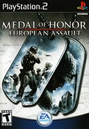 Igra (PS2) Medal Of Honor European Assault