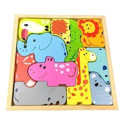 Drveni puzzle B05901