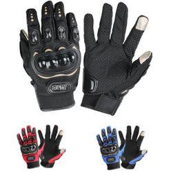 Ръкавици за мотоциклети с протектори за ставите