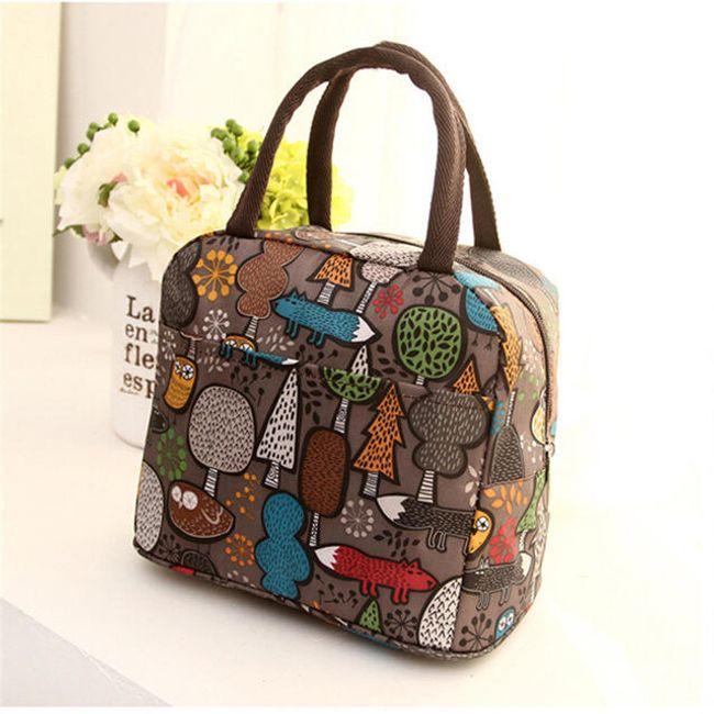 Velká kosmetická taška - 6 designů 1