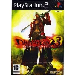 Игра (PS2) Devil May Cry 3