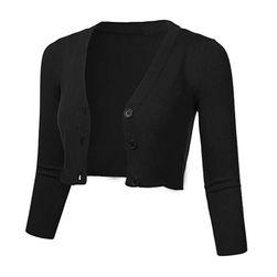 Женский короткий свитер Fr45