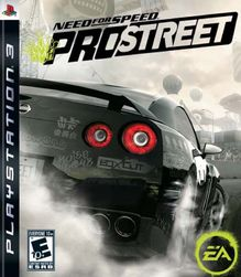 Hra (PS3) Need For Speed ProStreet