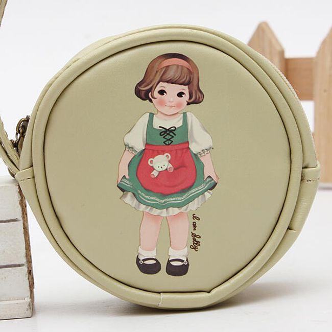 Детская сумка с куклой 1