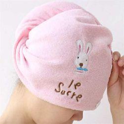 Specjalny ręcznik na włosy M559