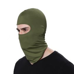 Лыжная маска SK15 Армейский зеленый