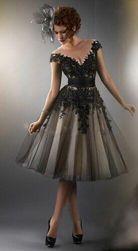 Dámske spoločenské šaty SW45