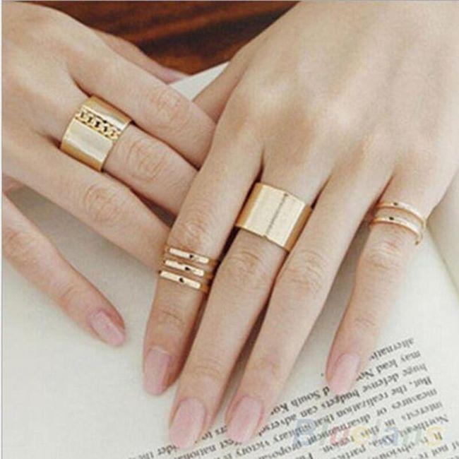 Set prstenja Alia 1
