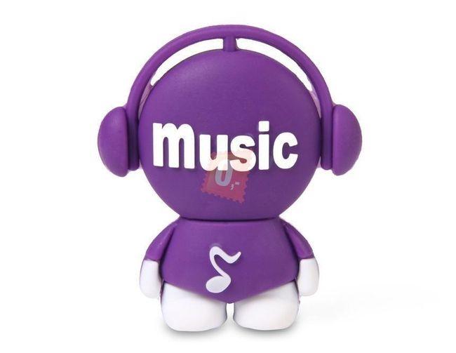8GB Flashdisk - Musik panáček 1