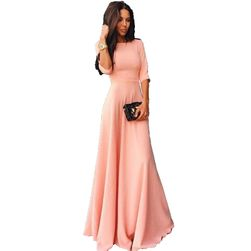 Damska sukienka w stylu vintage Blessing - 3 kolory