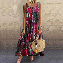 Ženska maksi haljina Dian