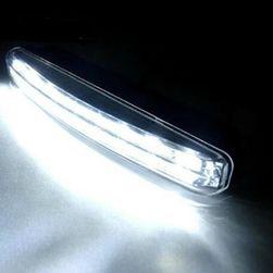 Светодиодное освещение на переднем бампере