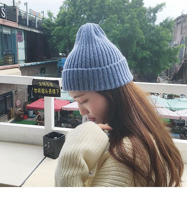Damska zimowa czapka WC228 1