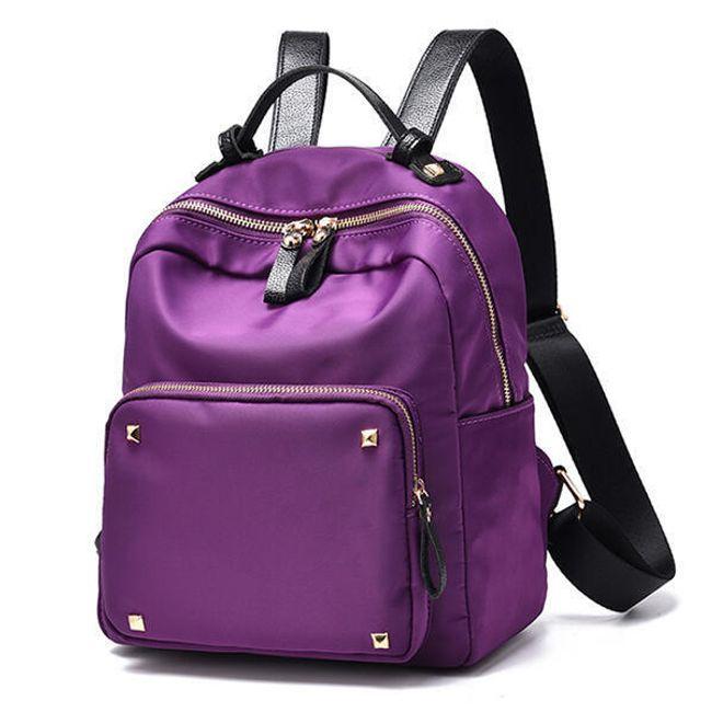 Női hátizsák tüskékkel - 2 szín