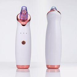 Вакуумный очищающий косметический прибор для чистки лица от черных точек и прыщей Cassidy