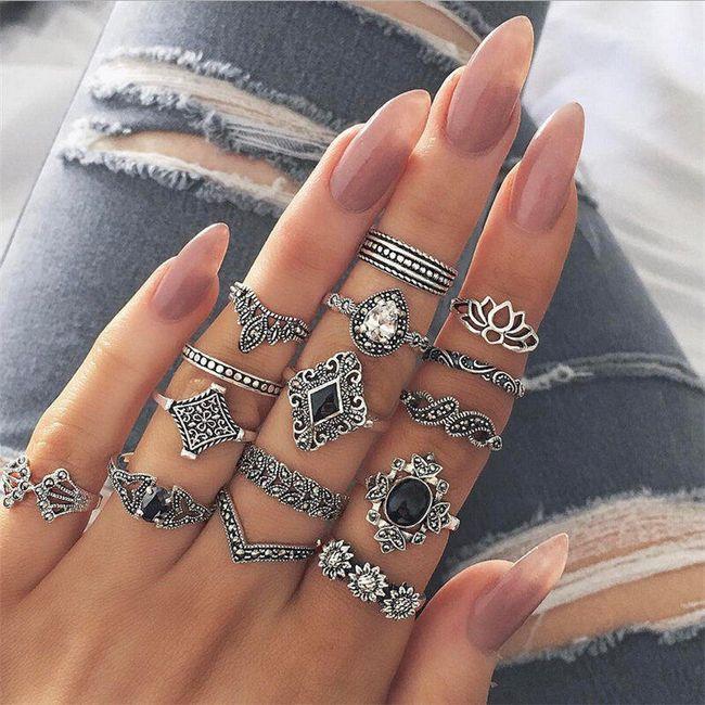 Set prstenja I09 1