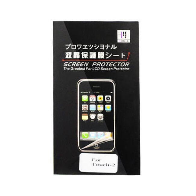Transparentní ochranná folie pro iPhone 2G/3G 1