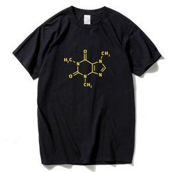 Pánské tričko s chemickým vzorečkem - 3 barvy
