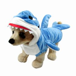 Žralok - obleček pro psy