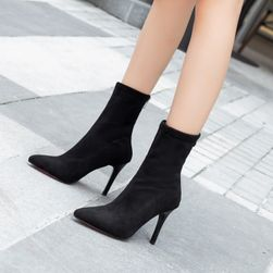 Damskie buty na obcasie Rosine