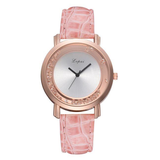 Dámské analogové hodinky C10 1