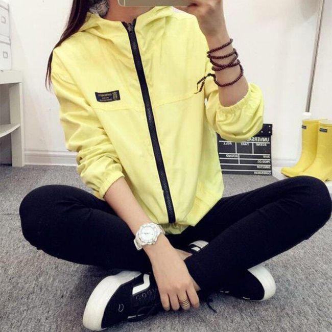 Ženska dežna jakna - 6 barv 1