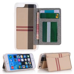Flip obal s přihrádkami na karty pro Phone 6; 6s