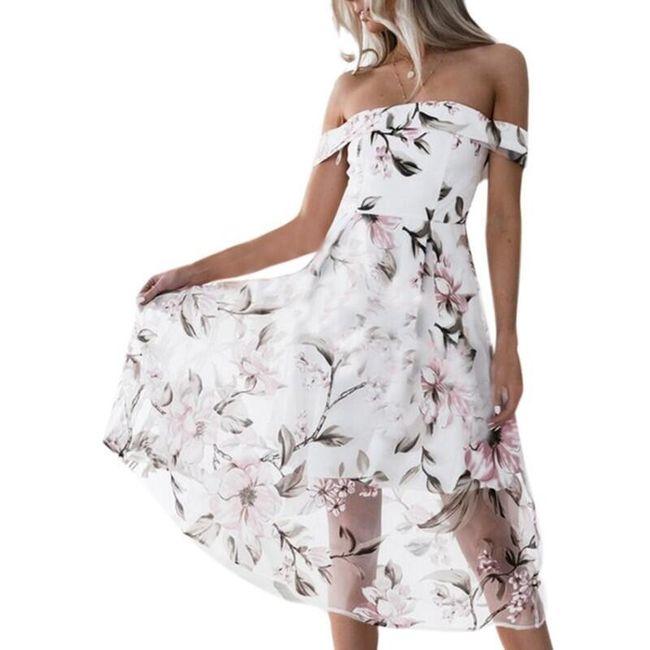 Dámské šaty Aleena - 3-velikost č. 2 1