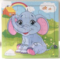 Dětské puzzle DP71