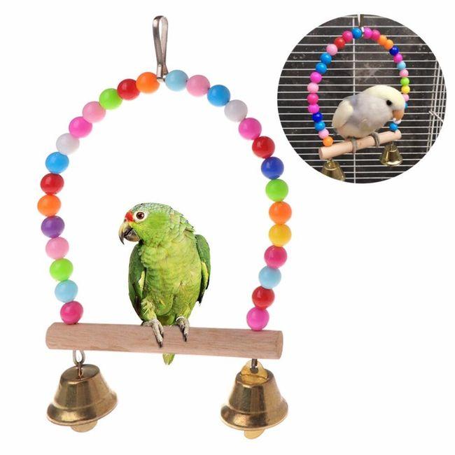 Igračka za ptice SK47 1