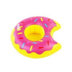 Držák na nápoj do vody - nafukovací donut