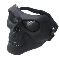 Masca tactica pentru jocuri outdoor - craniu