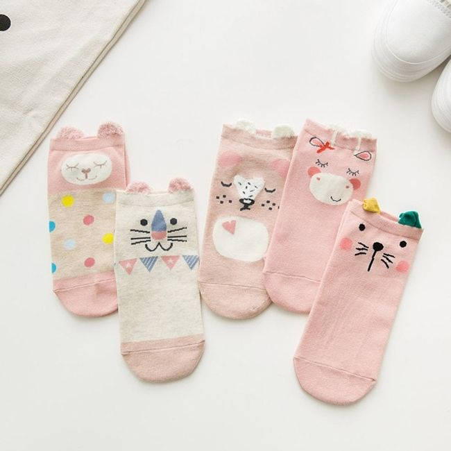 Dámská sada ponožek TF6874 1