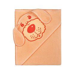 Dětská froté osuška pejsek 100x100 RW_4775