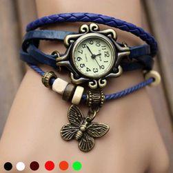 Ženski ručni sat sa leptirom - mix boja