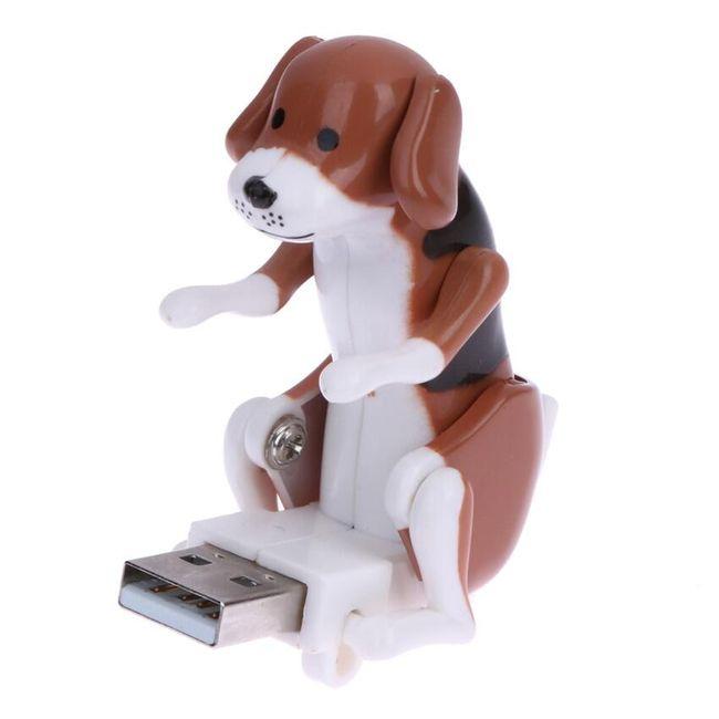 Tančící USB pes 1