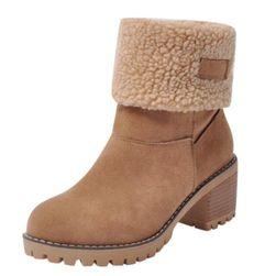 Женская обувь Christin Коричневый - Размер 39