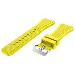 Silikonový řemínek pro hodinky Samsung Gear S3 - 8 barev
