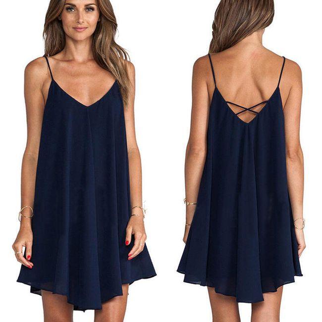 Letní šaty Lindy - velikost č. 5 1
