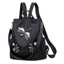 Dámský batoh B07739 Černá