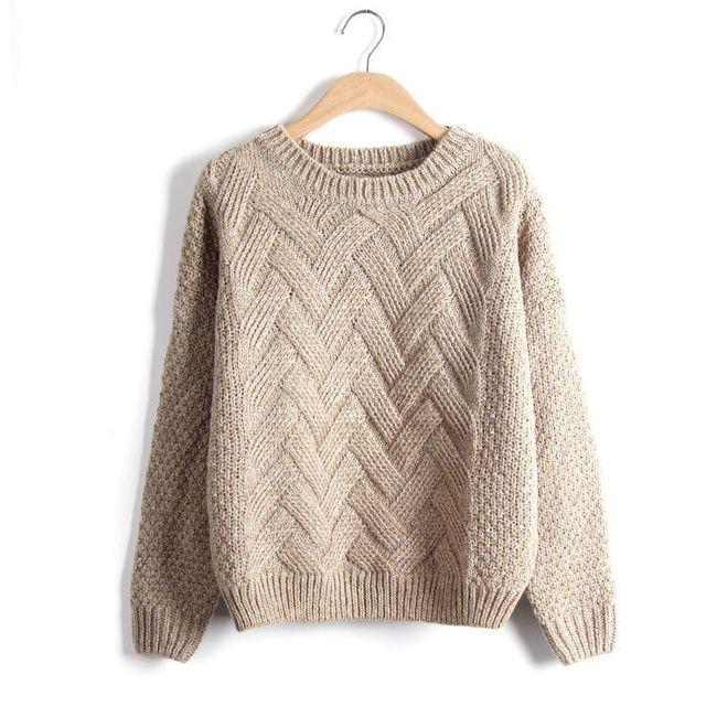 Женский свитер Jулиетт 1