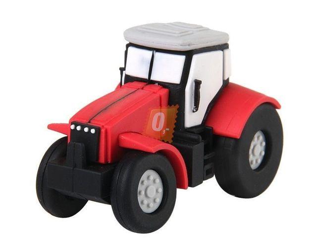 4GB Flash disk - traktor 1