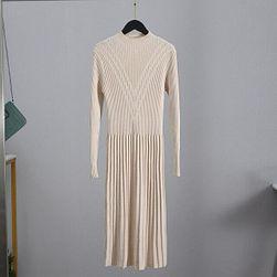 Damska pleciona sukienka Sabrina